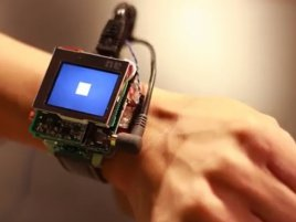 Future Interfaces Group Smartwatch