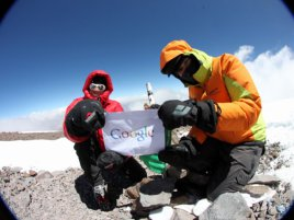 google-aconcagua