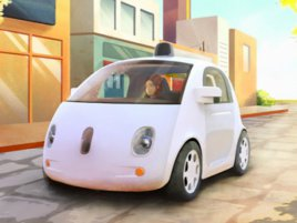 Google Self Driving Project