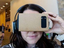 Google Audio Cardboard