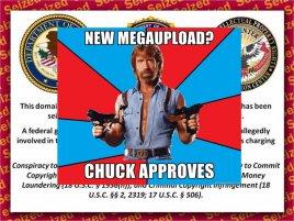 BAN FBI Megaupload