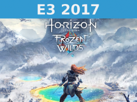 Horizon Frozen Wilds E 3 2017