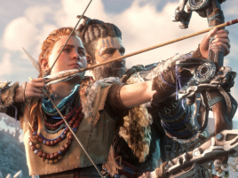 Horizon Zero Dawn Image 01