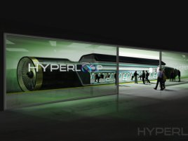 Hyperloop Tech Promo