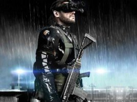 Metal Gear Solid Phantom Pain - Nahled