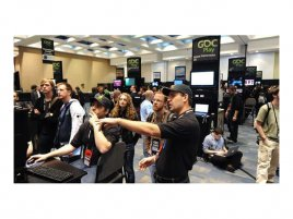 GDC 2013 - Nahled