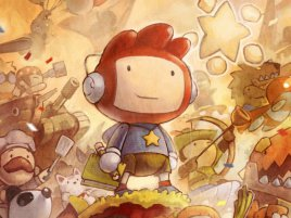 Scribblenauts - Nahled