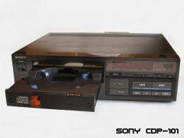 Sony CDP-101a