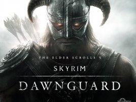 Skyrim: Dawnguard logo