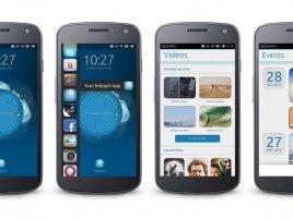 Ubuntu Phone OS - úpravy prostředí