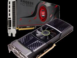 grafické karty - GeForce GTX 590 a Radeon HD 6990