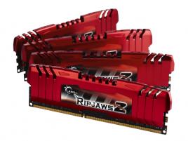 G.Skill RipjawsZ DDR3-1866 PC3 14900 16GB (4GB x 4) CL 9-10-9-28-2N 1.5V Quad Channel