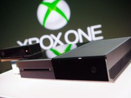 Microsoft Xbox One s logem
