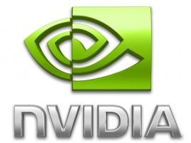 Nvidia logo velké