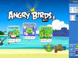 Angry Birds na Facebooku