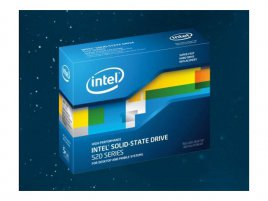 Intel SSD 520 Box