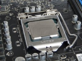 Intel Desktop Board DZ77GA-70K - Intel Core i7-3770K v LGA1155