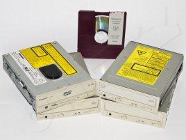 PD (Phase-change Dual) cartridge & drives