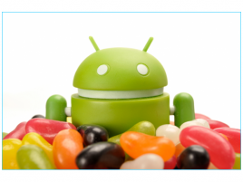 Androidík Jelly Bean