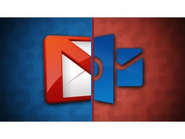 Outlook.com versus Gmail.com