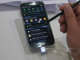 Galaxy Note 2 by Samsung