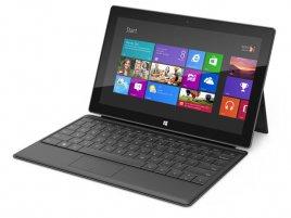 Microsoft Surface (černá varianta)