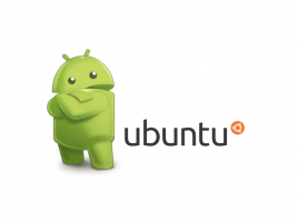 Ubuntu OS and Android (perex)