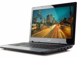 Acer C7 Chromebook s SSD - úvodní foto