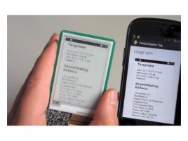 E-Ink displej jako doplněk k telefonu - img4