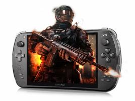 Tablet JXD S7800 - úvodní foto