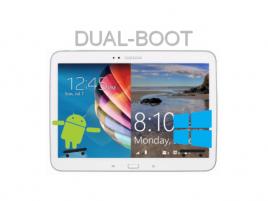 Microsoft a Samsung dual-boot - úvodní foto