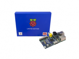 Raspberry Pi Blue - uvodni foto