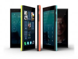 Jolla se Sailfish OS per