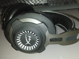 Kingston Hyperx Cloud Revolver S Uvodni