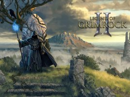 Legend Of Grimrock Uvodni