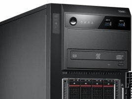 Lenovo Tower Server Thinkserver Ts 440 Front Detail 5