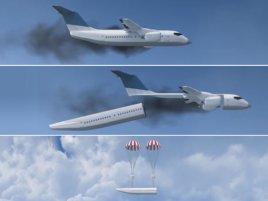 Letadlo Kabina 2
