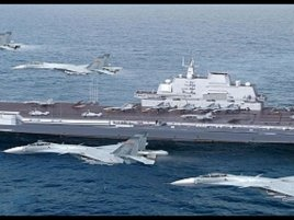 Letadlova Lod Cina