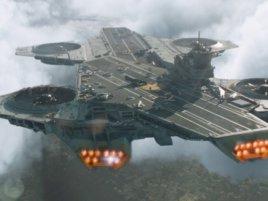 Letajici Letadlova Lod