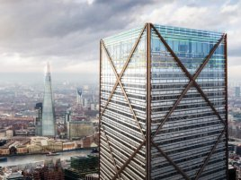 London Tallest Building Top