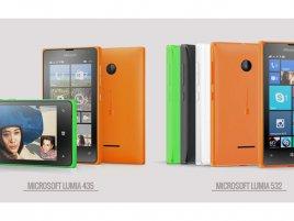 Microsoft Lumia 532 And Lumia 435