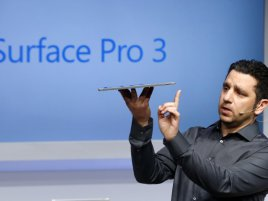 Microsoft Surface Pro Press