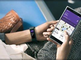 Microsoft Band Health
