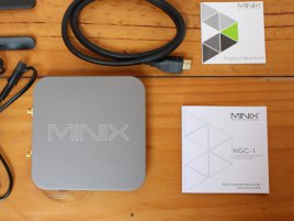 Minix Ngc 1 Accessories Large