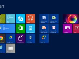 Windows 8 (Modern-UI-Style)