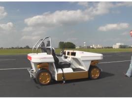 Modular Robotic Vehicle Nasa