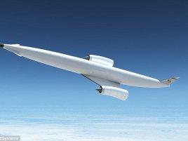 Nadzvukovy Letoun Mach 5