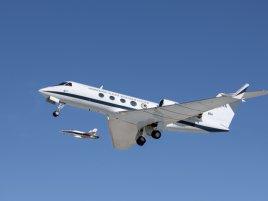 Nasa Gulfstream Iii Jet