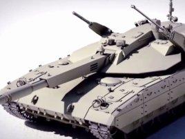 Novy Tank T 14