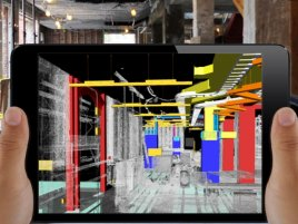 On Site Visualization